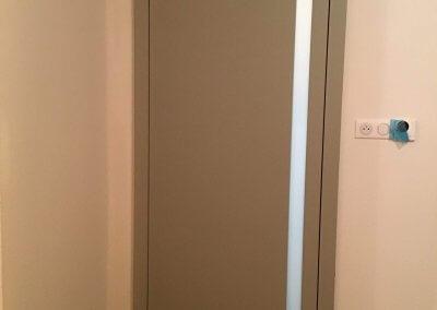 Porte intérieure sans poignée - STRASBOURG