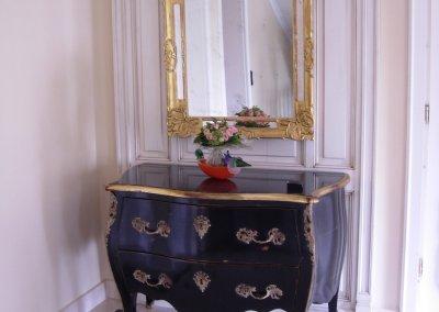 Petite commode Louis XV